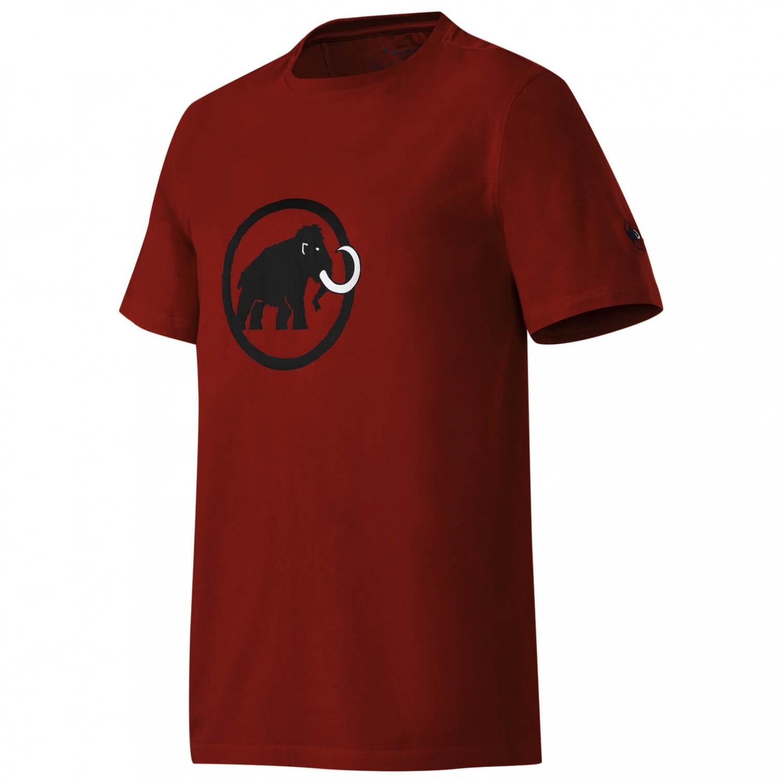 mammut mammut logo t shirt t shirt online kaufen. Black Bedroom Furniture Sets. Home Design Ideas