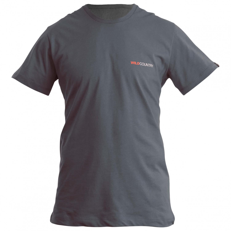Wild Country Logo T Shirt T Shirt Men 39 S Buy Online