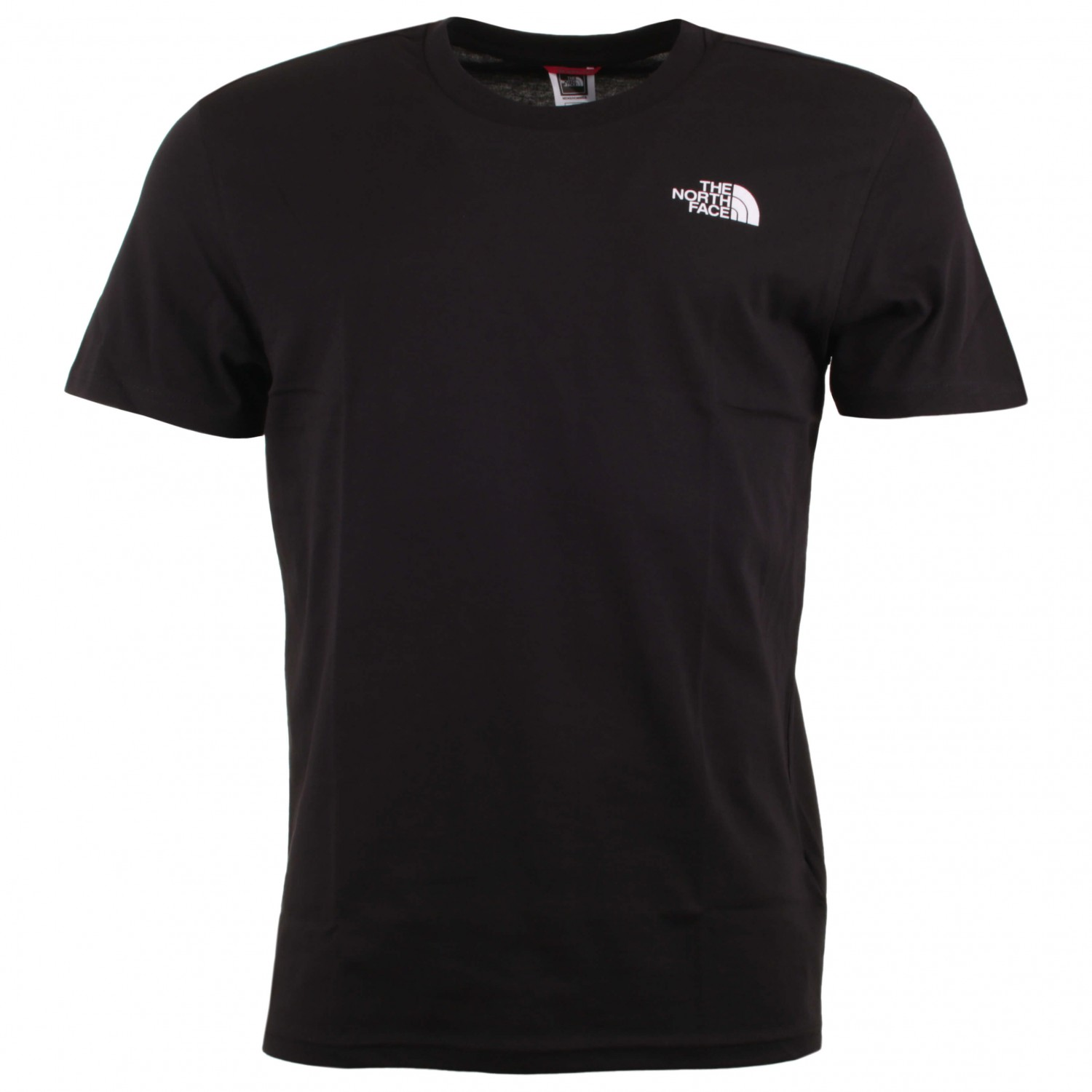 15a68b8db The North Face - S/S Simple Dome Tee - T-shirt - TNF White   XXL