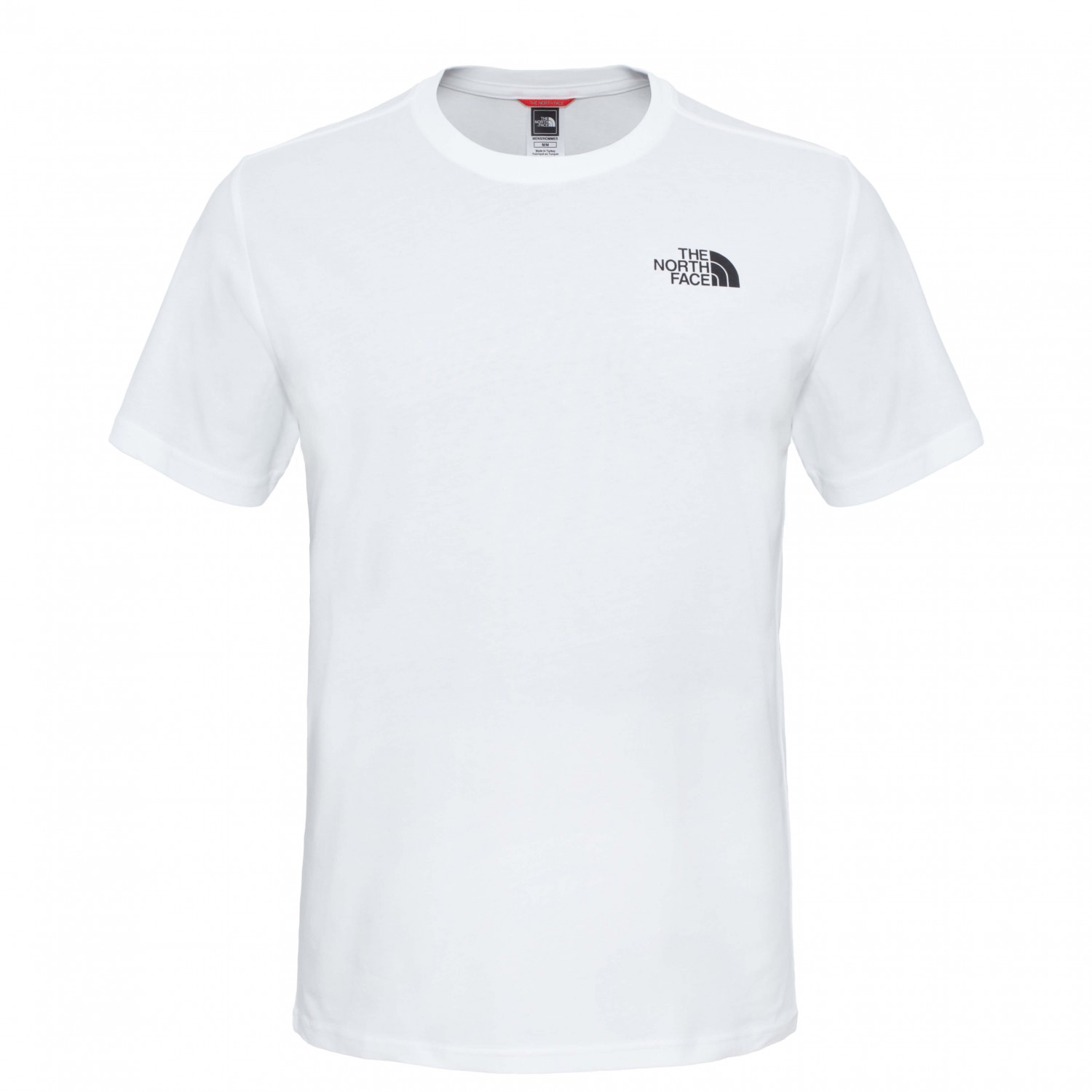 100% authentique 7bb74 57cc6 The North Face S/S Simple Dome Tee - T-shirt Homme | Achat ...