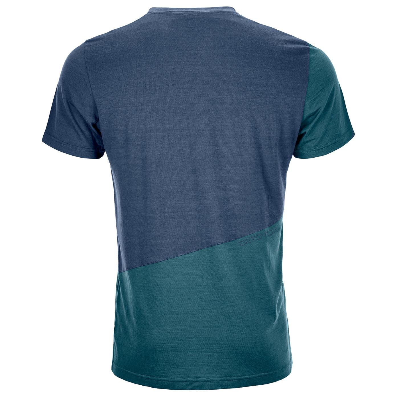 ortovox 150 cool logo t shirt t shirt homme achat en ligne. Black Bedroom Furniture Sets. Home Design Ideas