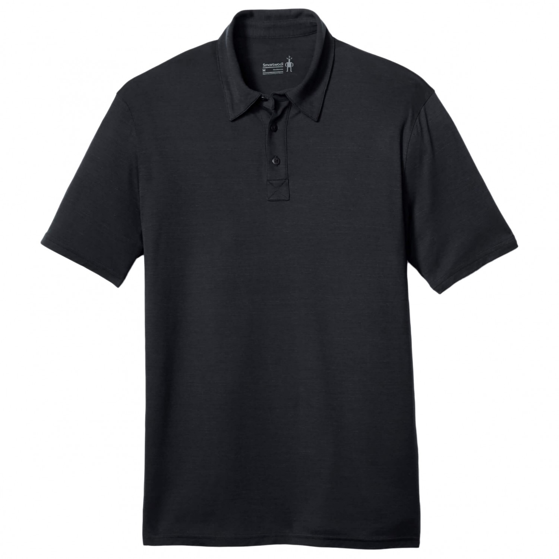 5e888b4e Smartwool Merino 150 Pattern Polo - Polo Shirt Men's | Free UK ...