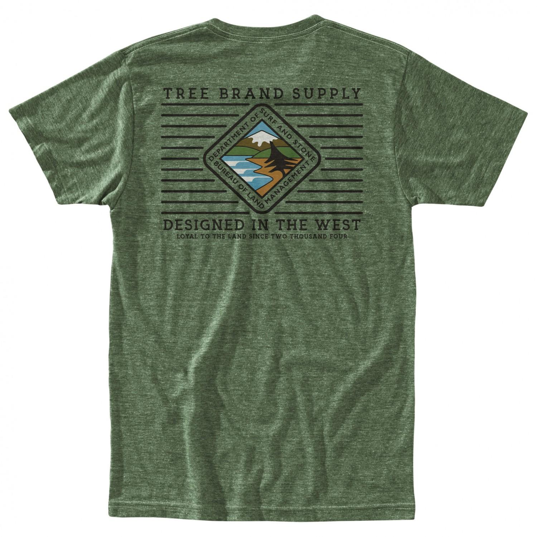 Hippy tree landmass tee t shirt homme achat en ligne for Hippie t shirts australia