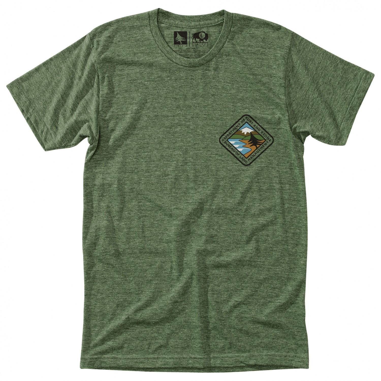 hippy tree landmass tee t shirt men 39 s buy online. Black Bedroom Furniture Sets. Home Design Ideas