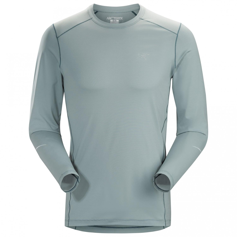 20a8c50d81cd Arc teryx Motus Crew L S - Running shirt Men s