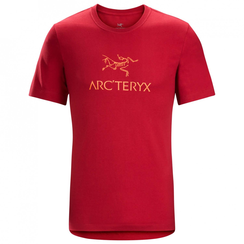 Arc 39 Teryx Arc 39 Word Hw S S T Shirt T Shirt Men 39 S Buy