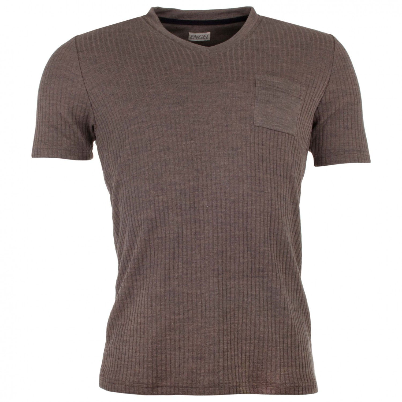 engel shirt s s mit v ausschnitt t shirt men 39 s free uk. Black Bedroom Furniture Sets. Home Design Ideas