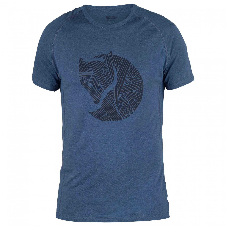 Fj llr ven abisko trail t shirt logo print t shirt for Logos for t shirts printing