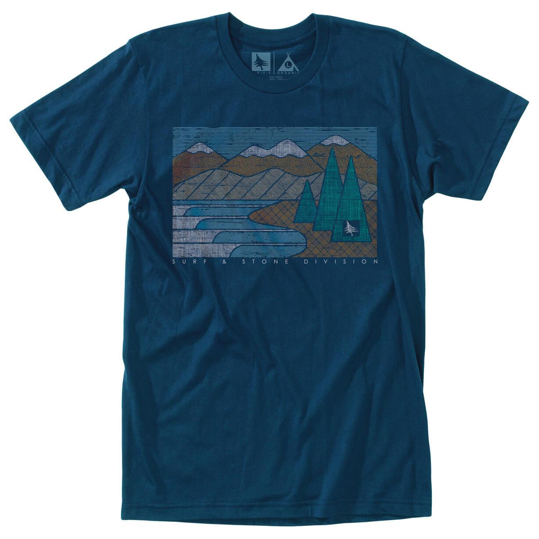 Hippy tree lakeside tee t shirt homme achat en ligne for Hippie t shirts australia