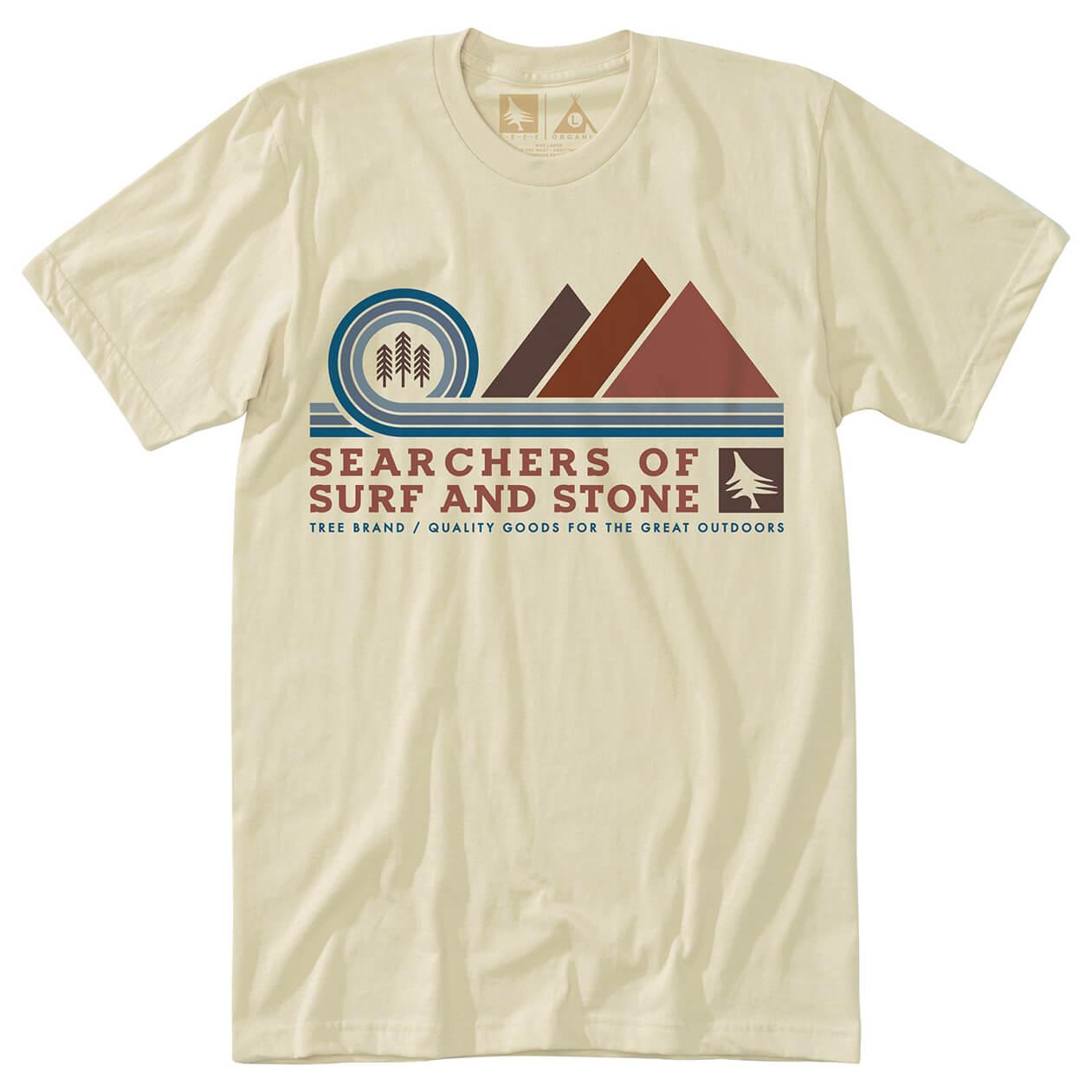 Hippy tree pinnacle tee t shirt homme achat en ligne for Hippie t shirts australia