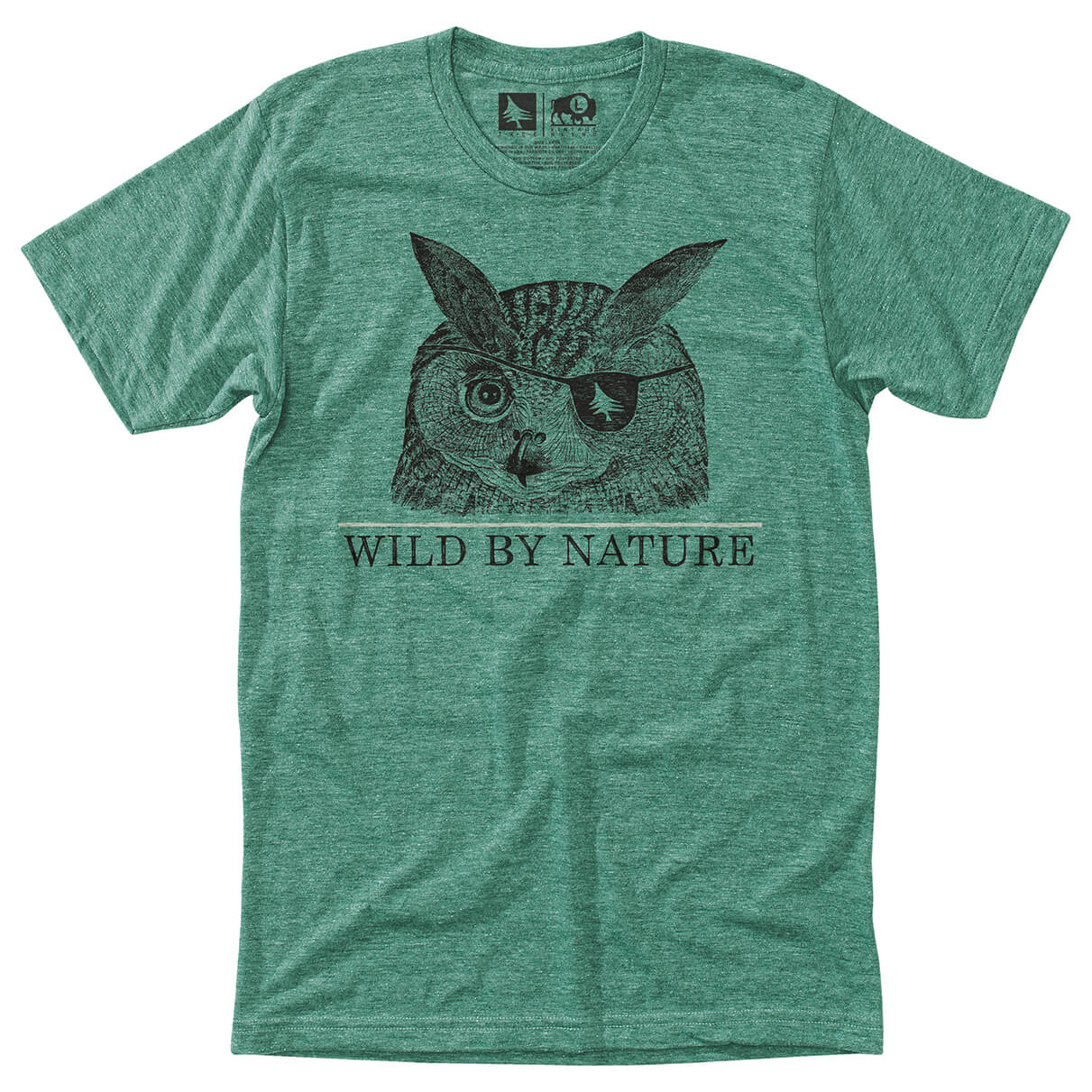 Hippy Tree Wild Tee T Shirt Men 39 S Buy Online