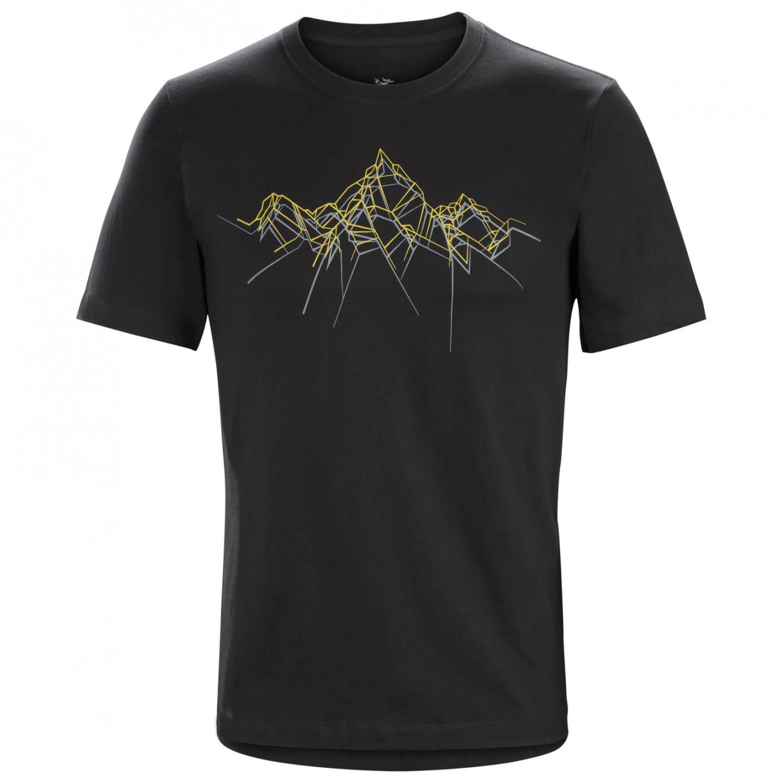 Arc Teryx Shards Hw S S T Shirt Men S Buy Online