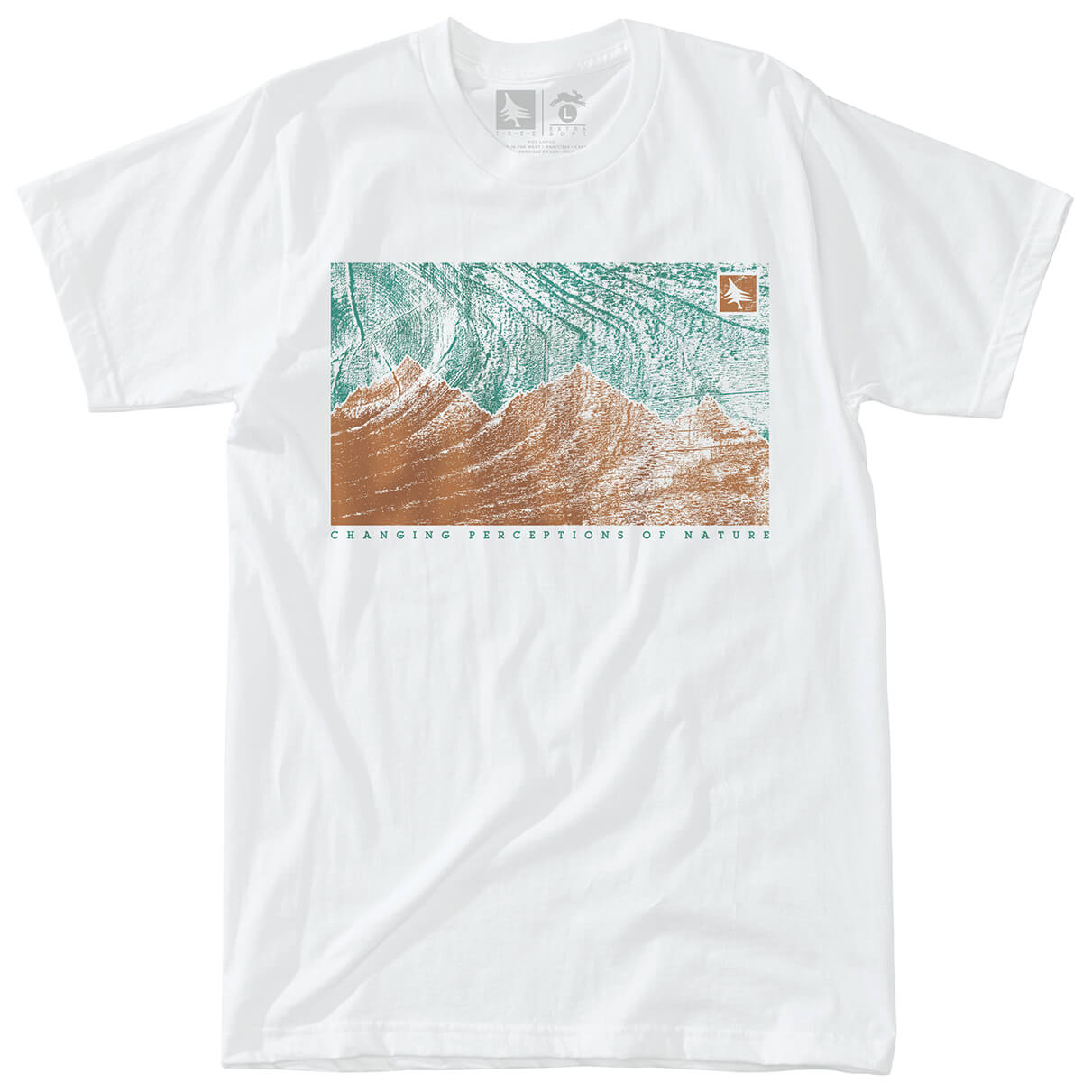 Hippy tree woodcrest tee t shirt homme achat en ligne for Hippie t shirts australia