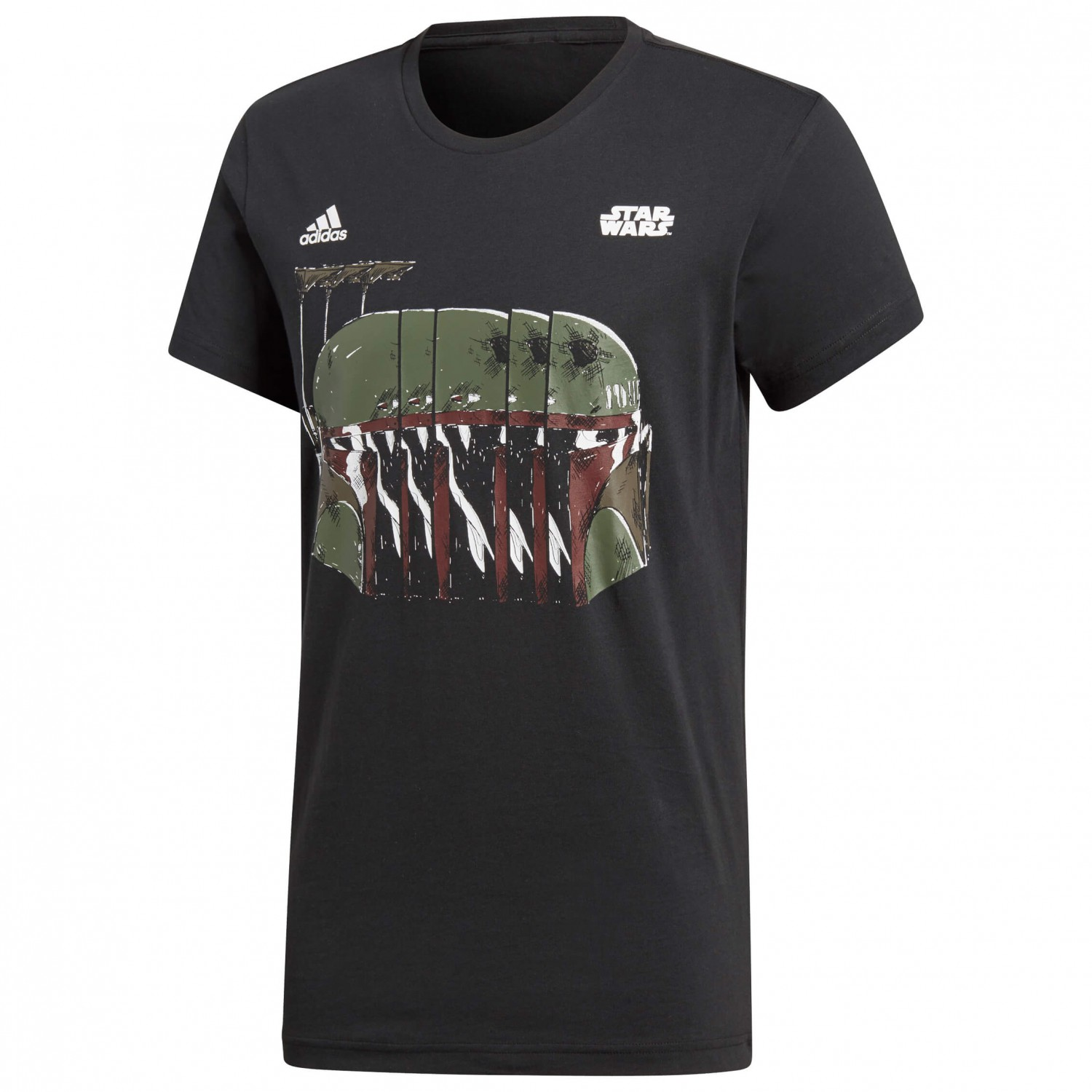 adidas boba fett t shirt herren online kaufen. Black Bedroom Furniture Sets. Home Design Ideas