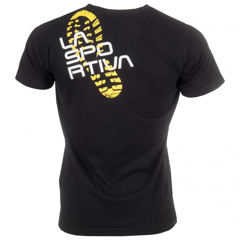 ... La Sportiva - Footstep Tee - Camiseta de manga corta ... 357ab4cb817