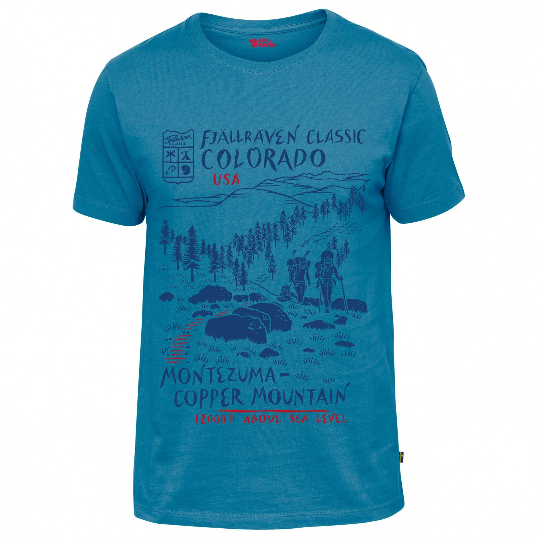 Fjällräven Classic US T Shirt T shirt Herre køb online