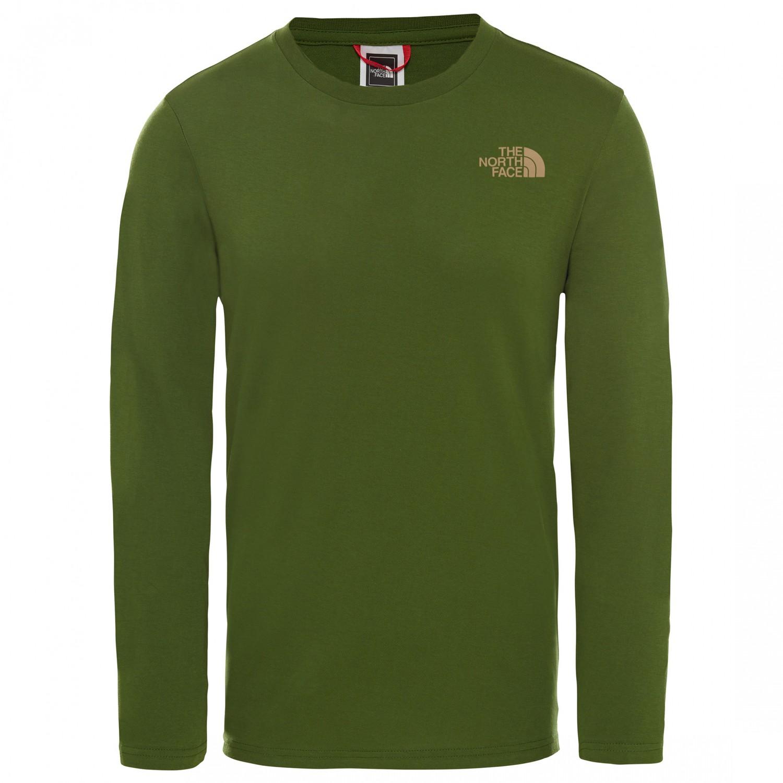 be775069b280d0 The North Face L S Easy Tee - Longsleeve Herren online kaufen ...