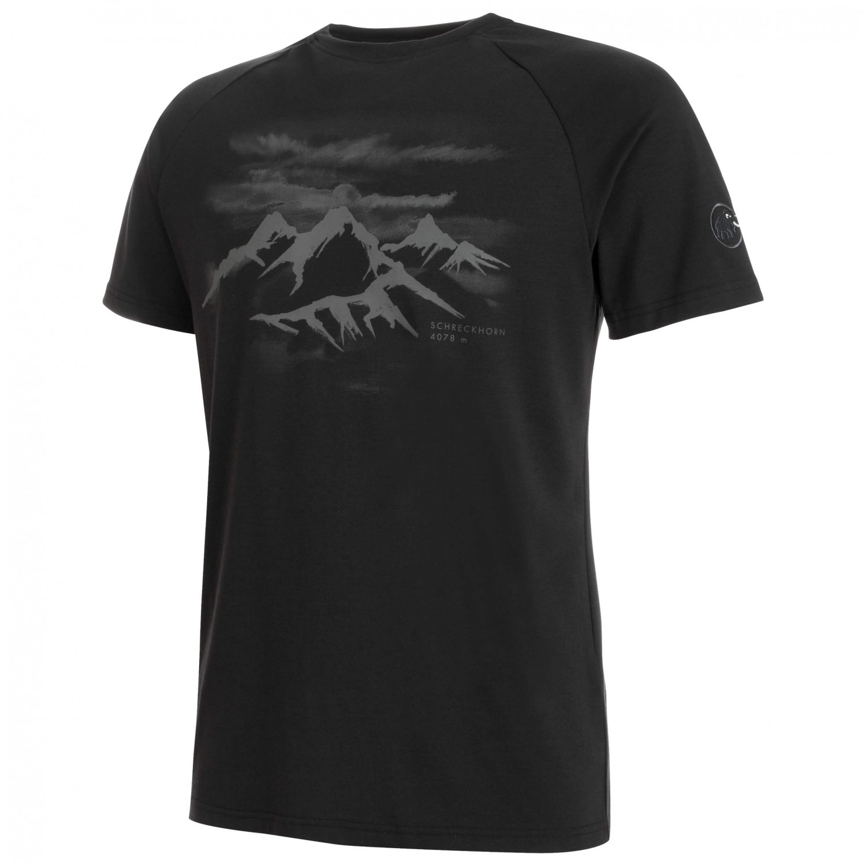 mammut mountain t shirt t shirt herren online kaufen. Black Bedroom Furniture Sets. Home Design Ideas