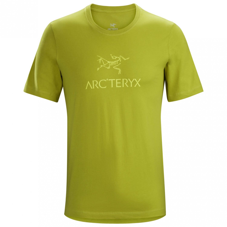 Arc 39 teryx arc 39 word s s t shirt t shirt men 39 s buy for Arcteryx arc word t shirt