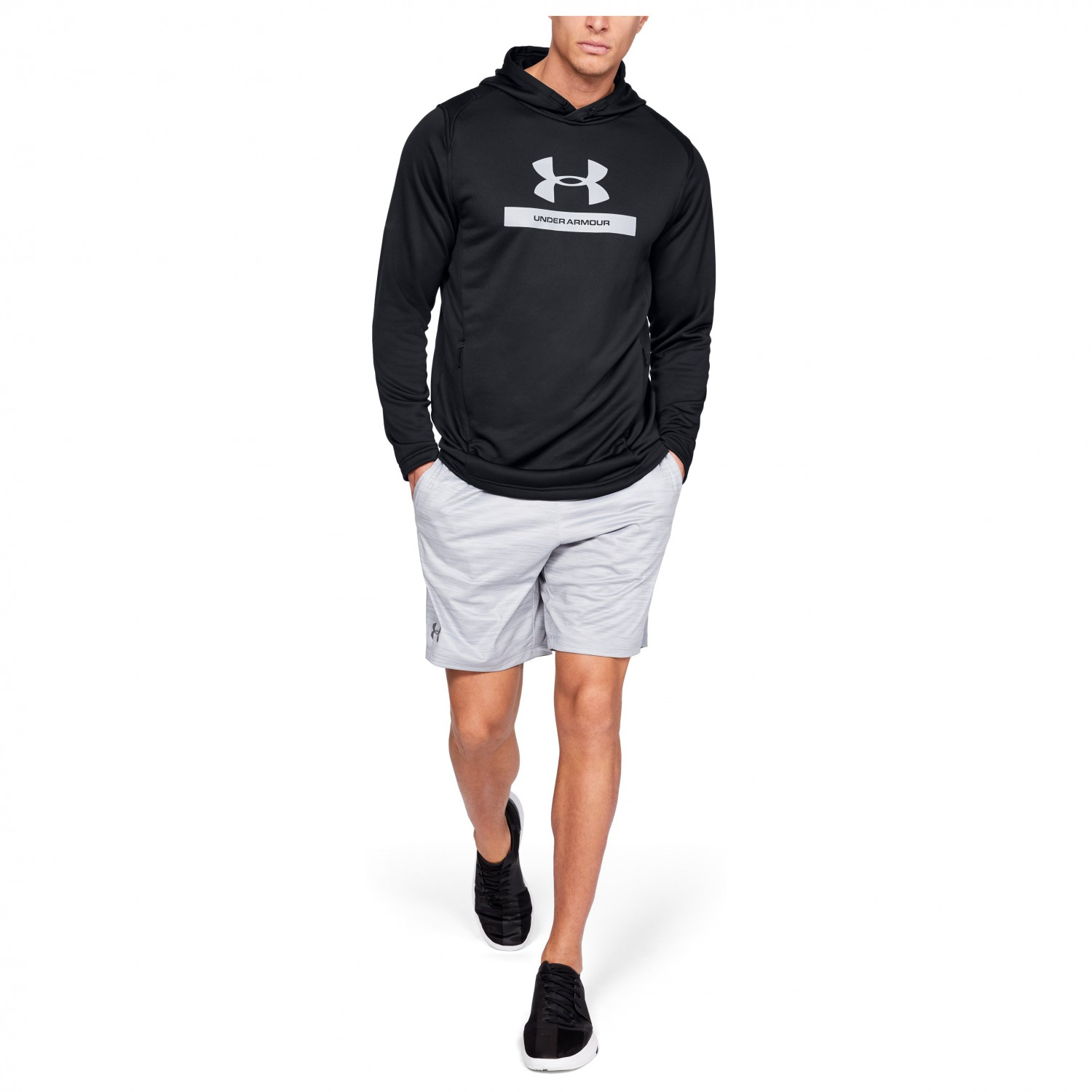 ed5754de0 Under Armour MK1 Terry Graphic Hoodie - Sport Shirt Men's | Buy ...