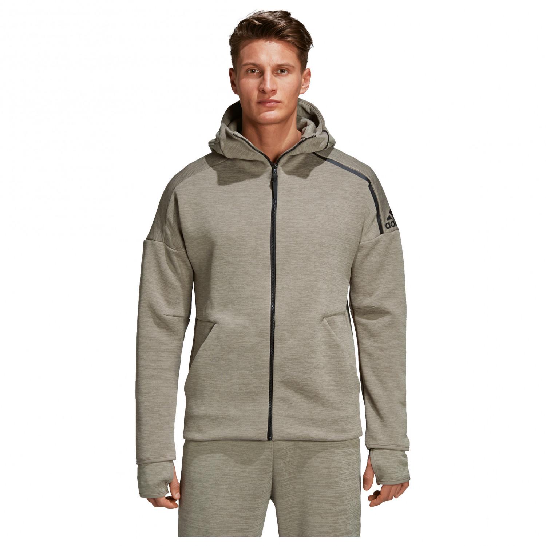 Adidas Zne Hoodie Feat Fast Release Zipper Mens Free Eu