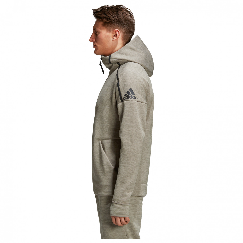 70b9deb9eea9 Adidas Z.N.E Hoodie Feat. Fast Release Zipper - Sport Shirt Men s ...
