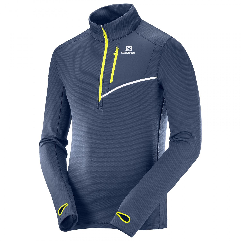 96dc405f5c30 Salomon Fast Wing Mid - Running Shirt Men s