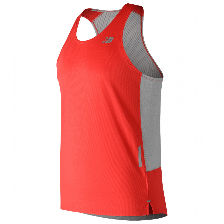 estilo de moda elige genuino el mejor New Balance NB Ice 2 Singlet - Camiseta de running Hombre ...