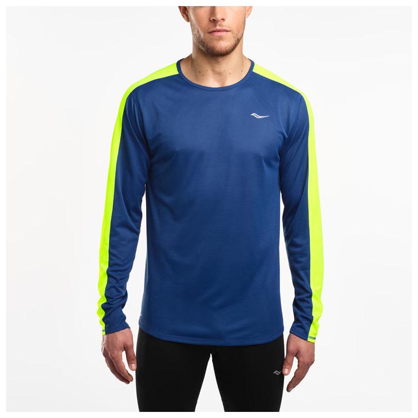 ... Saucony - Hydralite Long Sleeve - Running shirt ... 837398f8a4e1