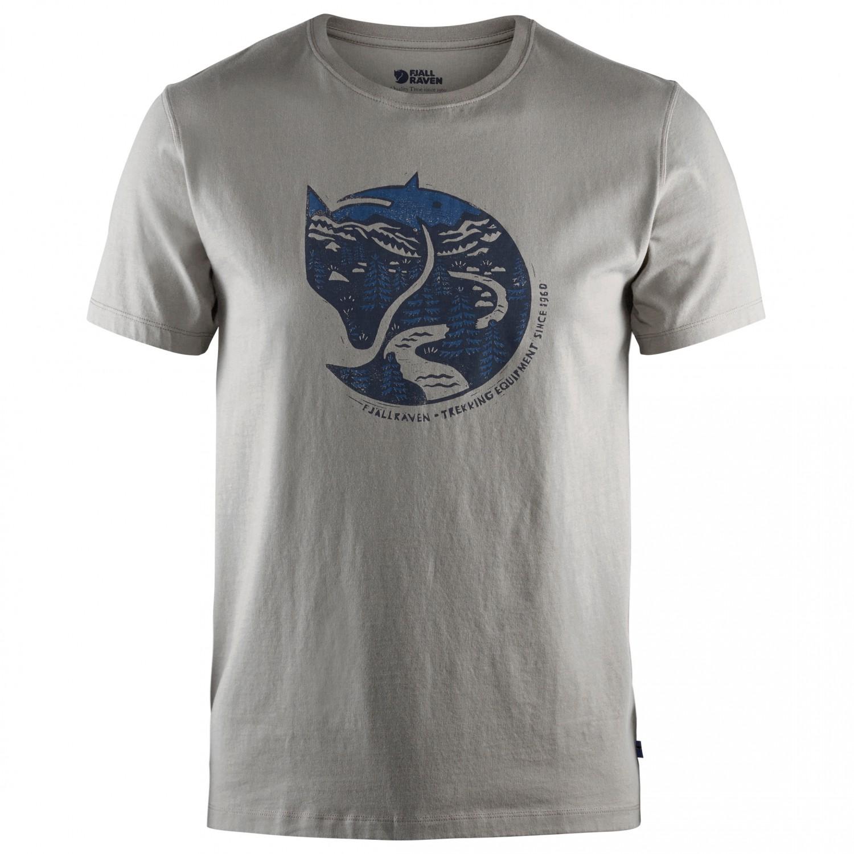 Fjällräven Arctic Fox T Shirt T shirt Herre køb online