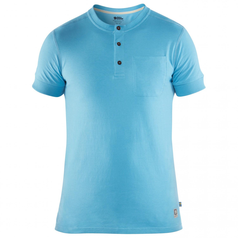 Fjallraven Mens Short/ Greenland Polo Shirt