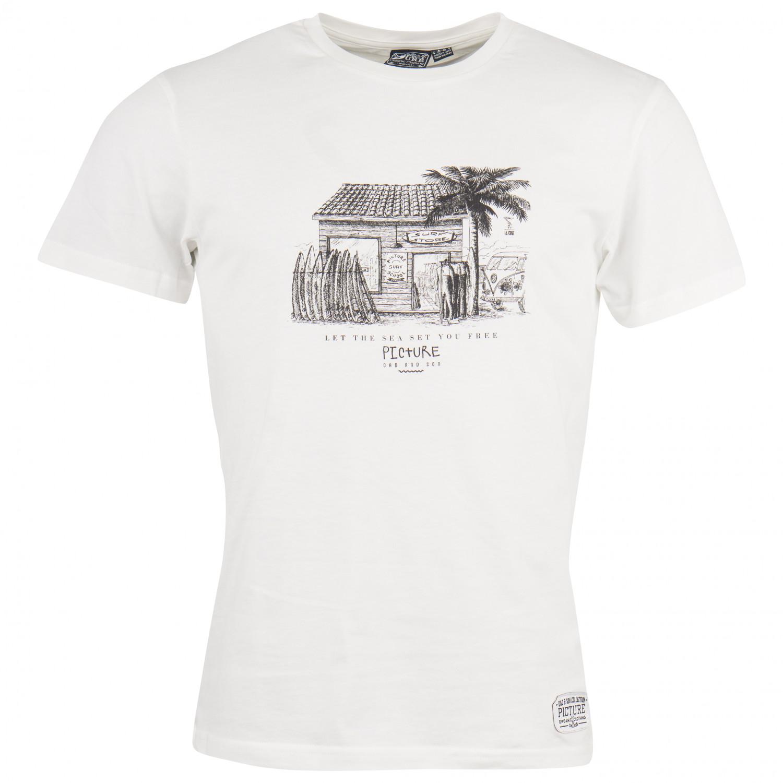 1d48d2354ec Picture SURF CLUB - T-Shirt Men's | Buy online | Alpinetrek.co.uk