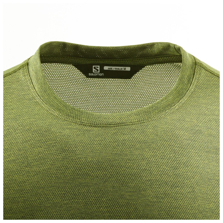 Salomon Explore Pique SS Tee T Shirt Herren online kaufen cnpRB