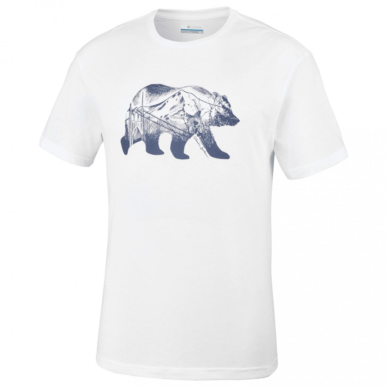 183fabb572e Columbia Baker Brook Tee - T-Shirt Men's | Buy online | Alpinetrek.co.uk