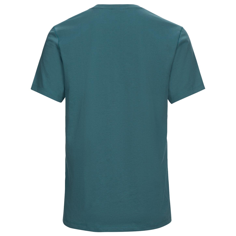 30c5aedb Peak Performance Explore Tee Hill Print - T-skjorte Herre kjøp ...