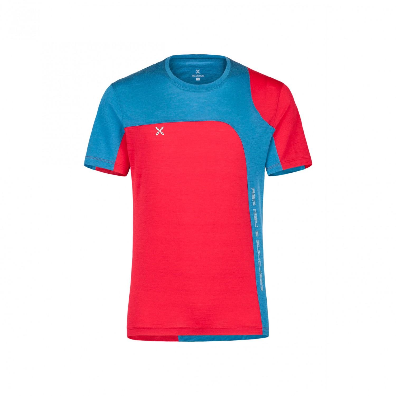 montura t shirt uomo  Montura Merino Style T-Shirt Uomo   Porto franco
