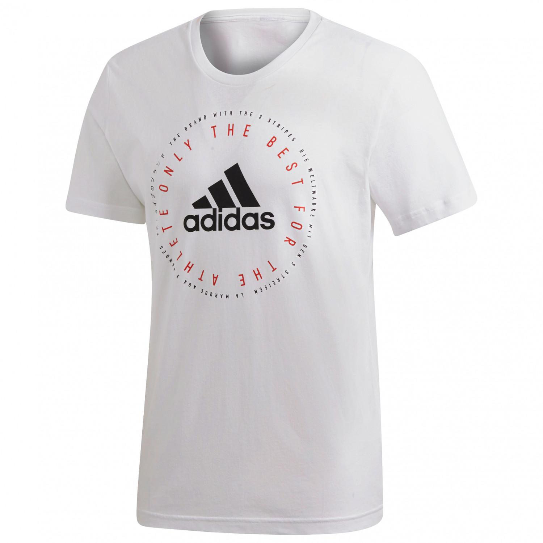 Adidas Must Haves Emblem Tee T Shirt Herren online kaufen