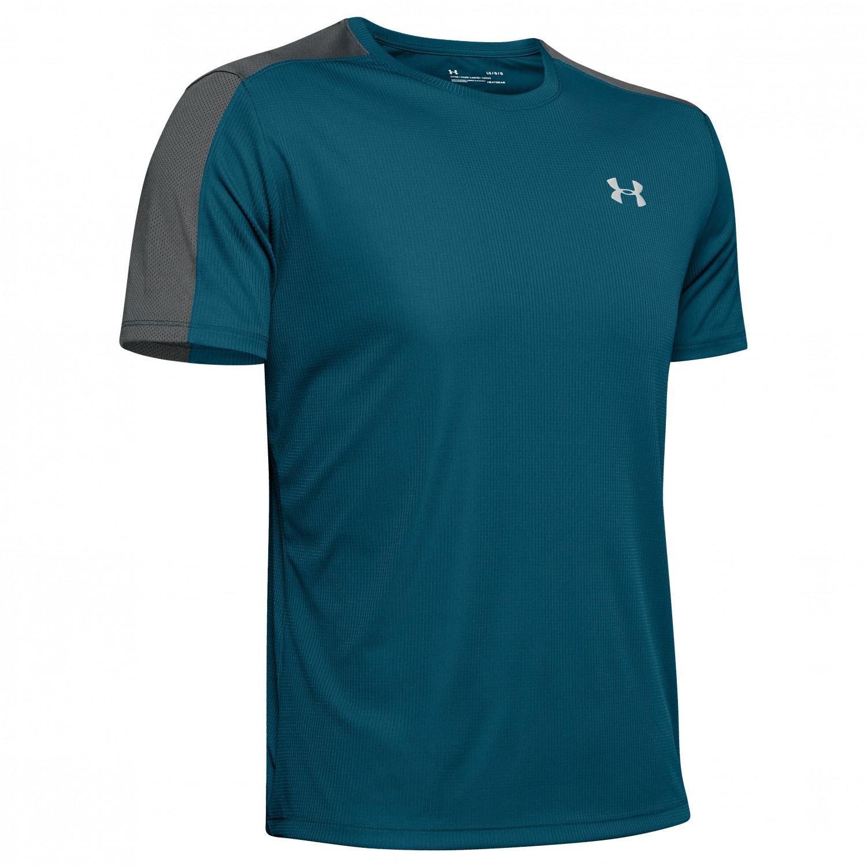 compra venta comprar bien Venta de liquidación Under Armour - UA Speed Stride Shortsleeve - Camiseta de running - Teal  Vibe | M