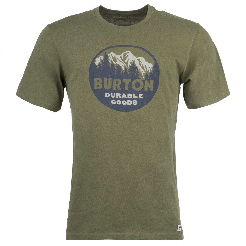Hombre Burton Durable Goods Camisetas
