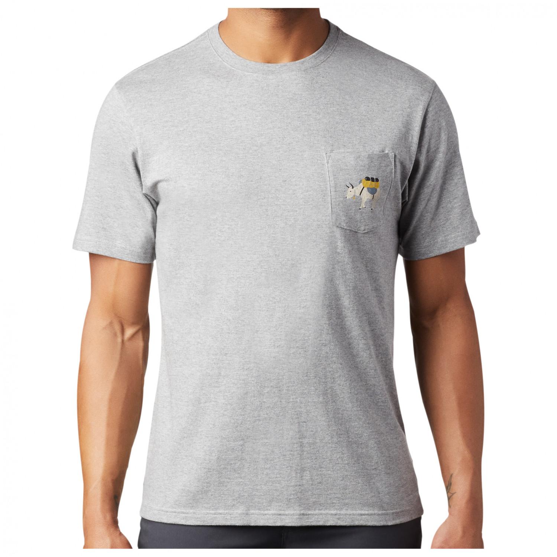 Mountain Pocket T-Shirt