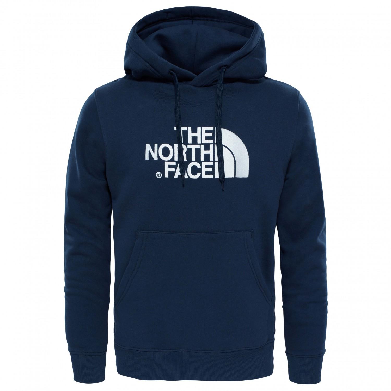 the north face drew peak pullover hoodie herren versandkostenfrei. Black Bedroom Furniture Sets. Home Design Ideas