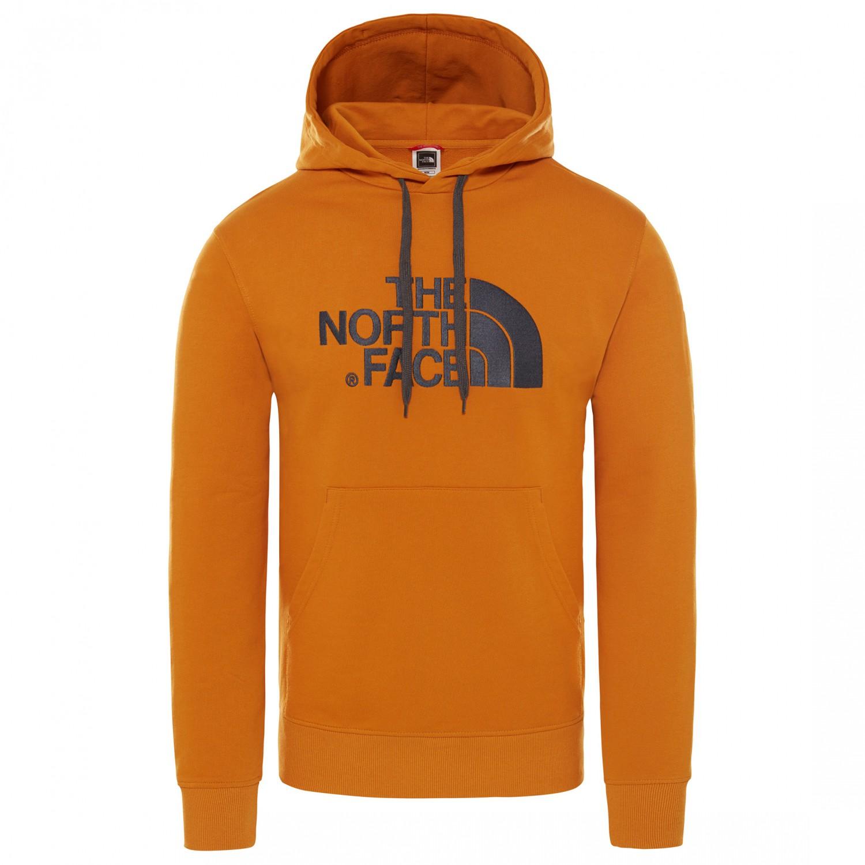 48012698c The North Face - Drew Peak Pullover Hoodie Light - Hoodie - Citrine Yellow  | XXL