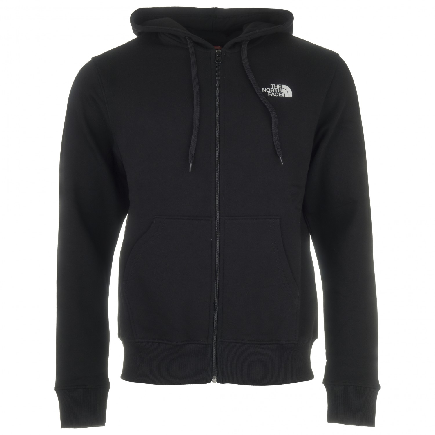 Gate North Face The Open Hoodie Fullzip nOtYwAdgx