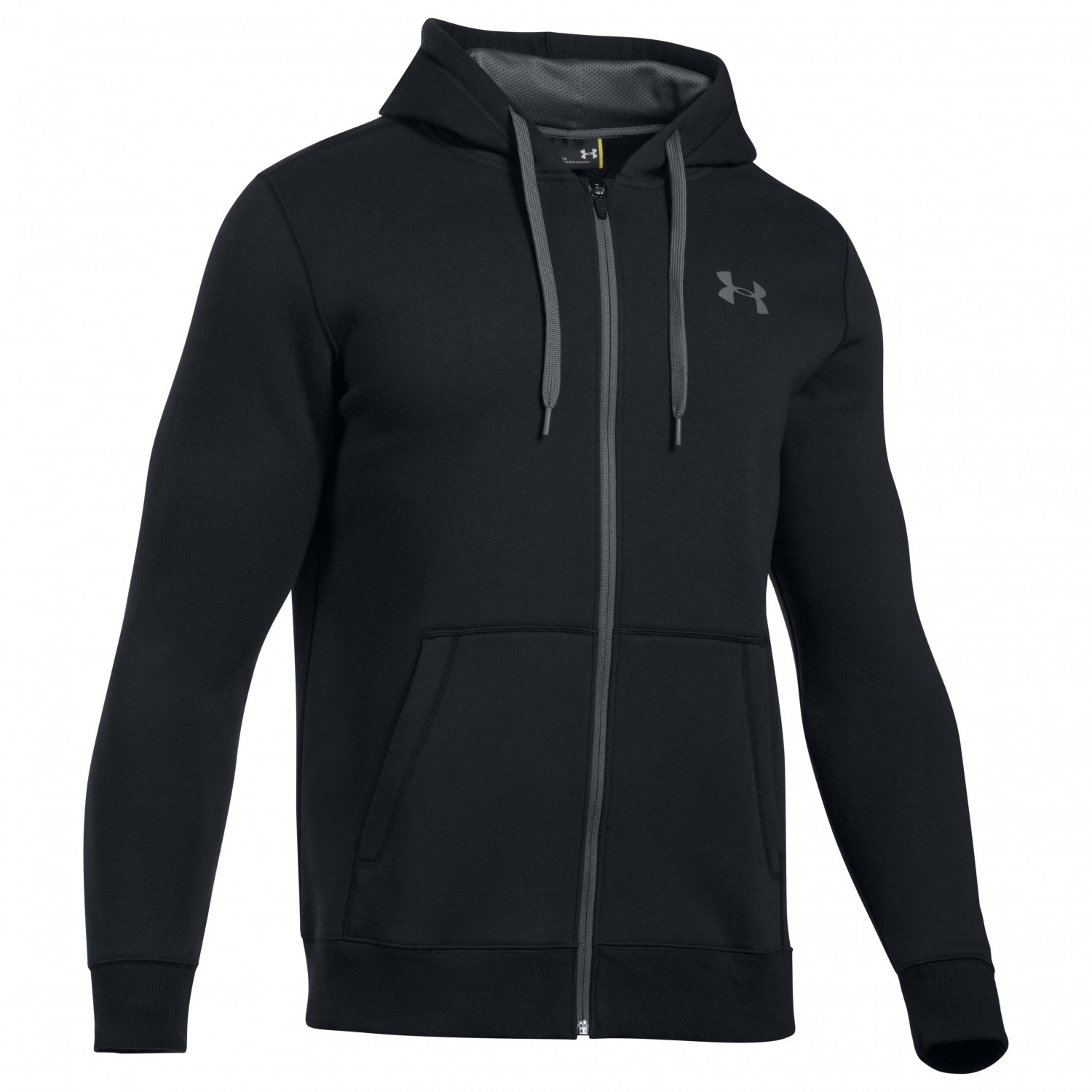 finest selection ac9d7 38429 Under Armour Rival Fitted Full Zip - Kapuzenjacke - Hoodie ...