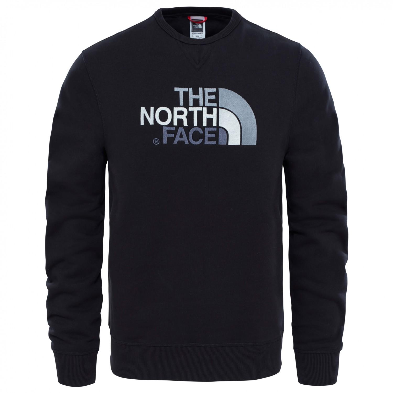 18e61e84a6 The North Face Drew Peak Crew - Pull Homme   Livraison gratuite ...