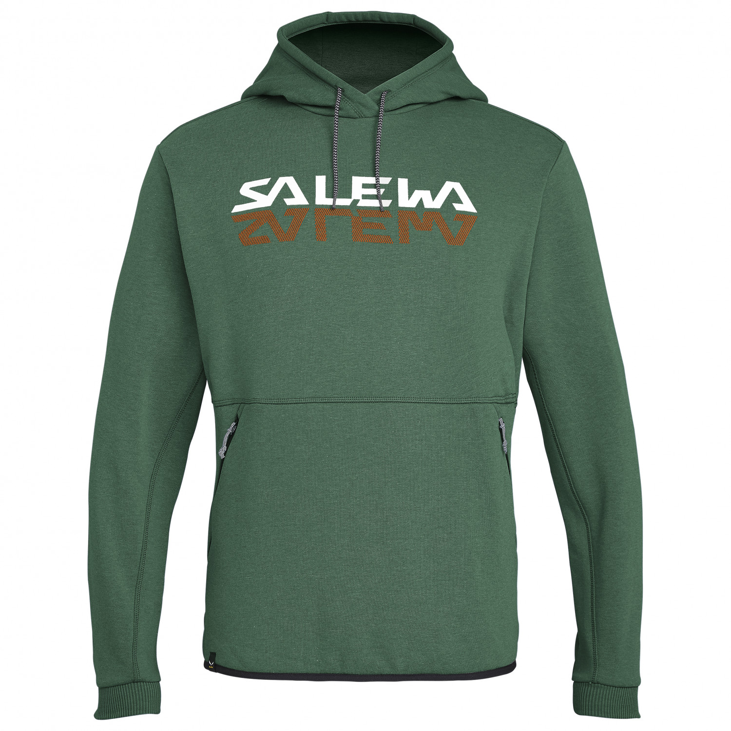 Salewa Reflection Dry Hoody Hoodie Grey Melange | 46 (EU)