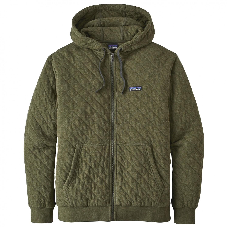 77b7c8d1 Patagonia Organic Cotton Quilt Hoody - Hoodie Men's   Free UK ...