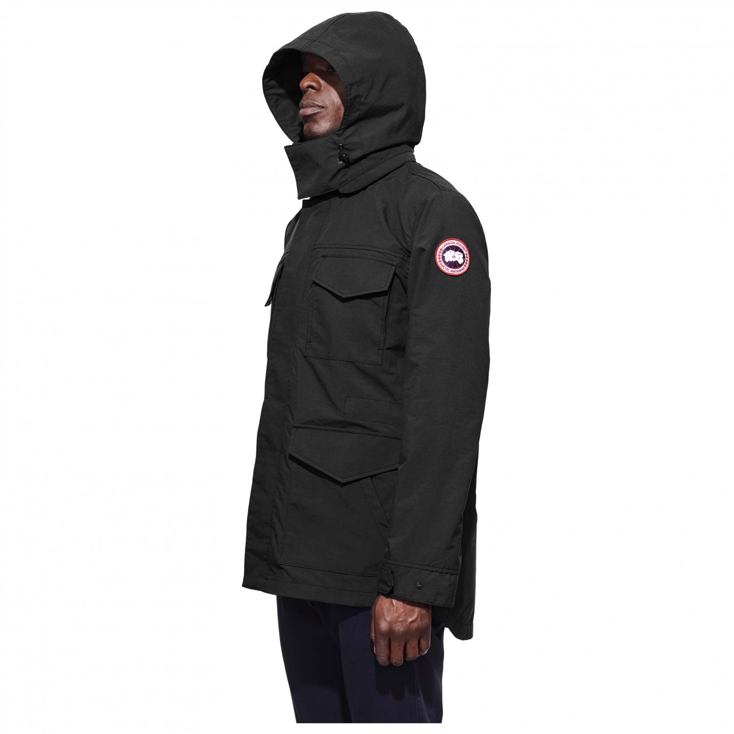 Canada Goose Voyager Jacket Coupe vent Homme | Achat en