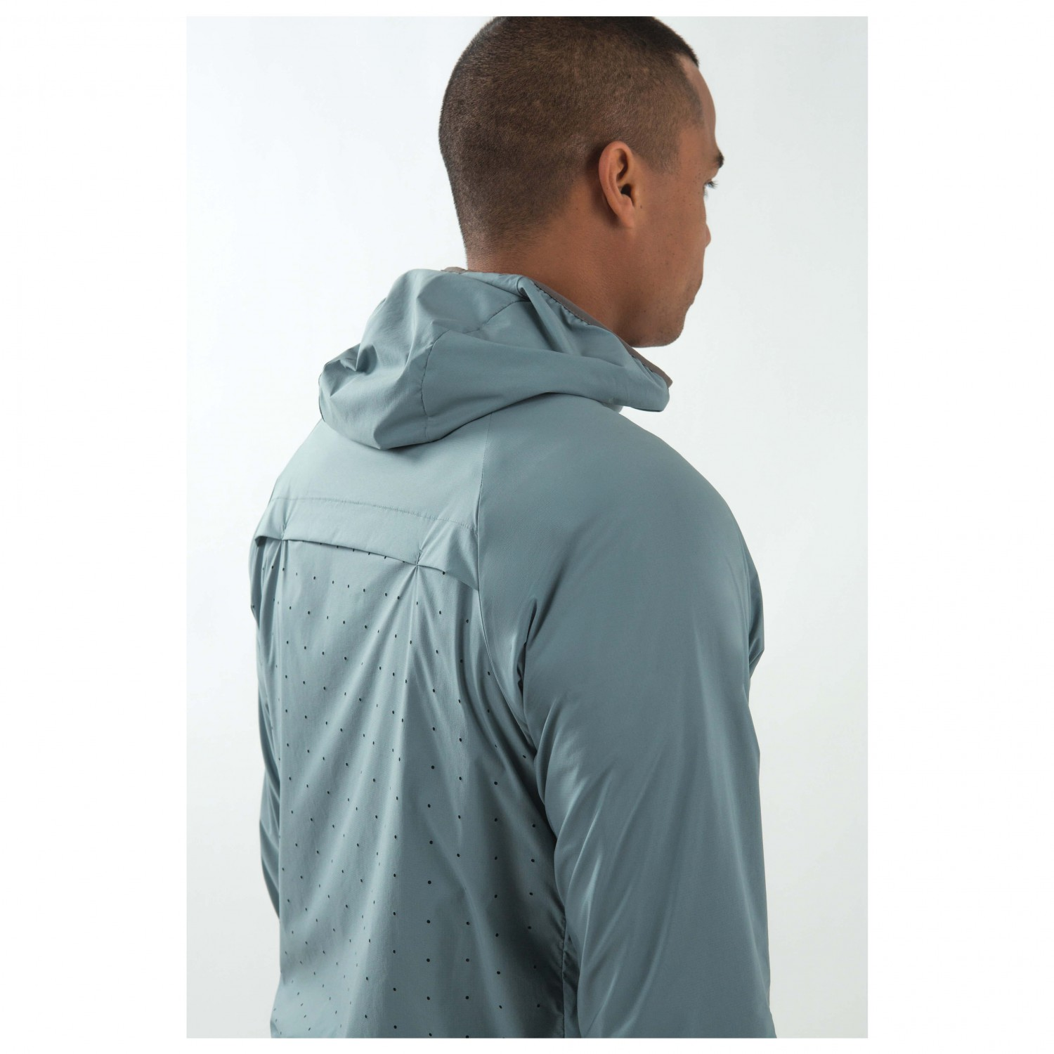78428de51 Icebreaker Coriolis Hooded Windbreaker - Windproof Jacket Men's ...