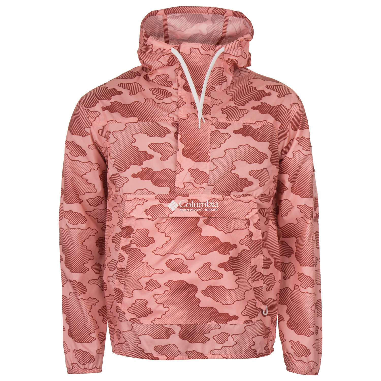 giacca antivento columbia